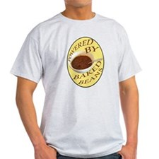 Powered by Baked Beans T-Shirt