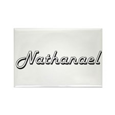 Nathanael Classic Style Name Magnets