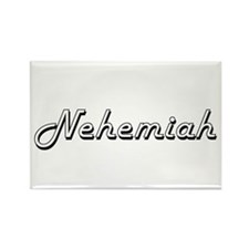 Nehemiah Classic Style Name Magnets