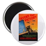 Invent for Victory Magnet