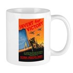 Invent for Victory Mug