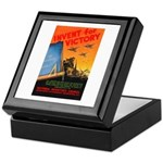 Invent for Victory Keepsake Box