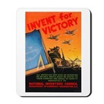 Invent for Victory Mousepad