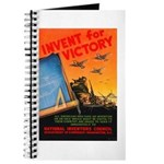 Invent for Victory Journal