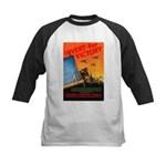 Invent for Victory Kids Baseball Jersey