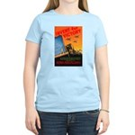 Invent for Victory (Front) Women's Light T-Shirt