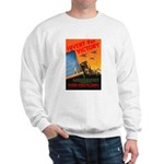 Invent for Victory (Front) Sweatshirt