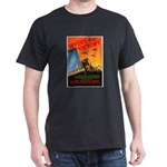 Invent for Victory (Front) Dark T-Shirt