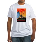 Invent for Victory Fitted T-Shirt