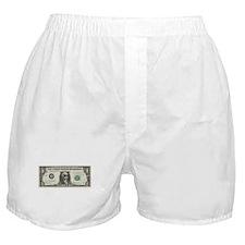 Florida Dollar Bill Boxer Shorts