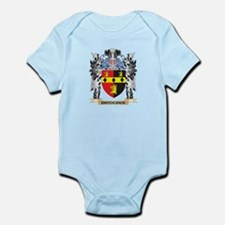 Broderick Coat of Arms - Family Crest Body Suit