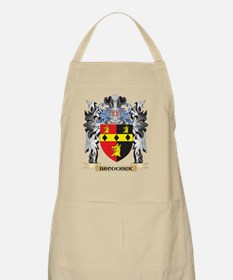Broderick Coat of Arms - Family Crest Apron