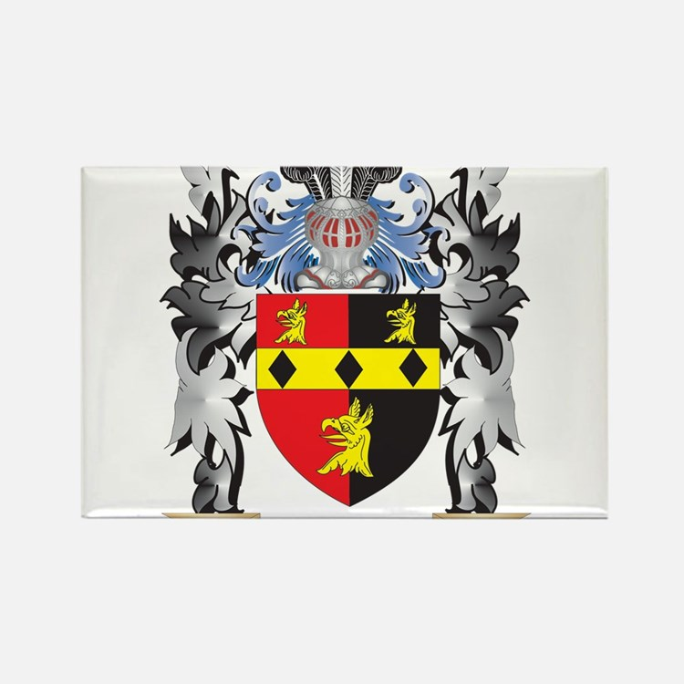Broderick Coat of Arms - Family Crest Magnets