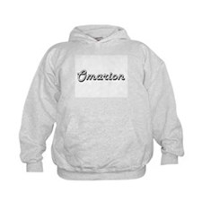 Omarion Classic Style Name Hoodie