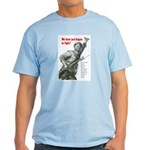 Patriot Just Begun to Fight Light T-Shirt