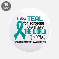 "Ovarian Cancer MeansWorldToM 3.5"" Button (10 pack)"
