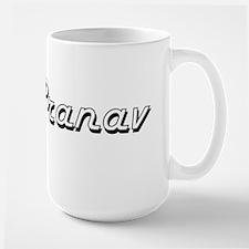 Pranav Classic Style Name Mugs