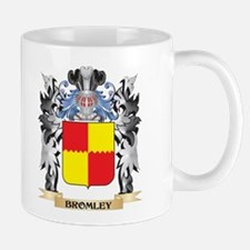 Bromley Coat of Arms - Family Crest Mugs