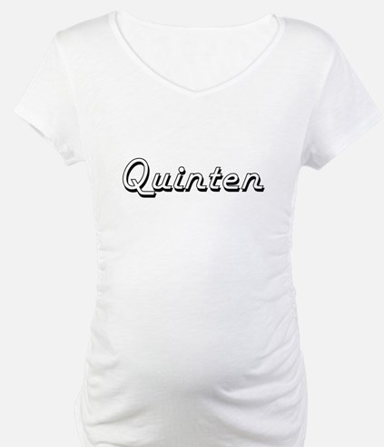 Quinten Classic Style Name Shirt