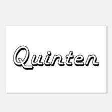 Quinten Classic Style Nam Postcards (Package of 8)