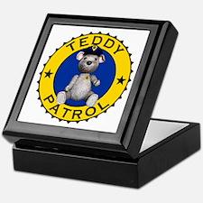 Teddy Patrol Keepsake Box