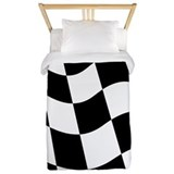 Checkered flag Duvet Covers