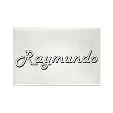 Raymundo Classic Style Name Magnets
