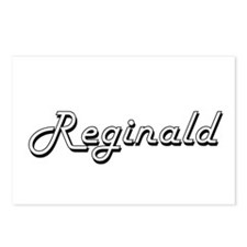 Reginald Classic Style Na Postcards (Package of 8)