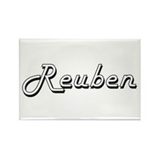 Reuben Classic Style Name Magnets