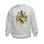 Kellner Family Crest Kids Sweatshirt