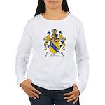 Kellner Family Crest Women's Long Sleeve T-Shirt
