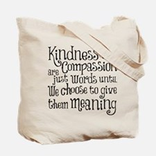 MEANING (both sides) Tote Bag