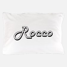 Rocco Classic Style Name Pillow Case