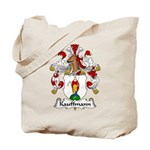 Kauffmann Family Crest Tote Bag