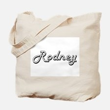 Rodney Classic Style Name Tote Bag