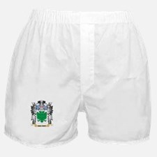 Brumby Coat of Arms - Family Crest Boxer Shorts
