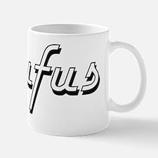Unique I love rufus Mug