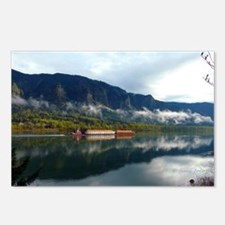 Cool Columbia gorge Postcards (Package of 8)