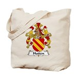 Hutten Family Crest Tote Bag