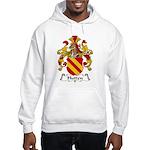 Hutten Family Crest Hooded Sweatshirt