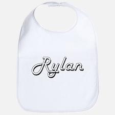 Rylan Classic Style Name Bib