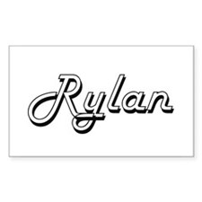 Rylan Classic Style Name Decal