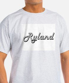 Ryland Classic Style Name T-Shirt