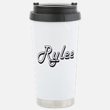 Rylee Classic Style Nam Stainless Steel Travel Mug
