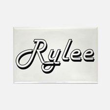 Rylee Classic Style Name Magnets