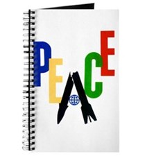 Cute Obama peace Journal