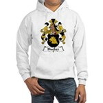 Hueber Family Crest Hooded Sweatshirt