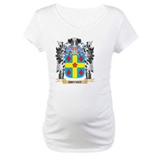 Bryant Coat of Arms - Family Cre Shirt