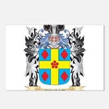 Bryant Coat of Arms - Fam Postcards (Package of 8)