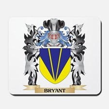 Bryant Coat of Arms - Family Crest Mousepad